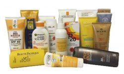 Marcas de protectores solares con tóxicos y sin tóxicos