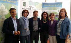 La Diputación de Sevilla detalla su estrategia para frenar el cambio climático