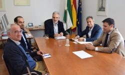 ASIT se reúne con la dirección de la Agencia Andaluza de la Energía