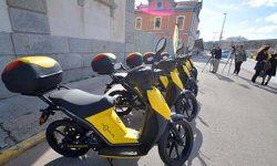 Muving incrementa motos en Cádiz para garantizar que el usuario las encuentre más cerca