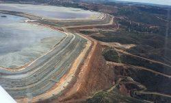 El TSJA anula la autorización ambiental de la mina de Atalaya Riotinto Minera