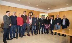 El proyecto de garantía de suministro y mejora de la calidad de agua para Sierra Sur contará con 50 M€ de inversión FEDER