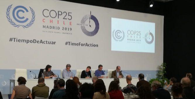 Las ONG ambientales piden más ambición al Gobierno español y a la UE para afrontar la crisis climática