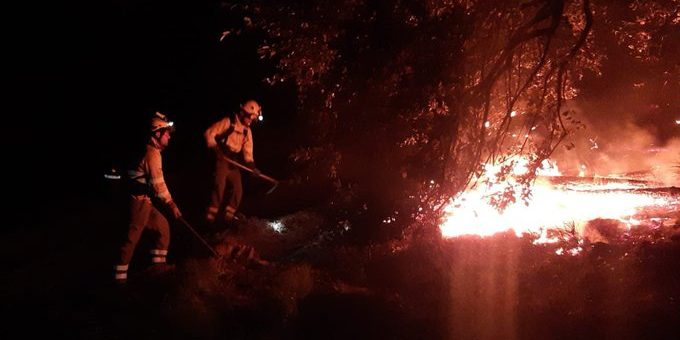 Sierra Bermeja: El incendio más complejo de España de los últimos años