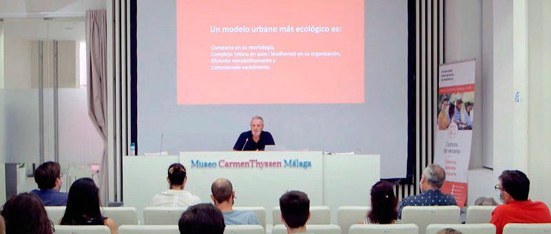 """Salvador Rueda: """"En pocas décadas, el Valle del Guadalquivir será un lugar inhabitable"""""""