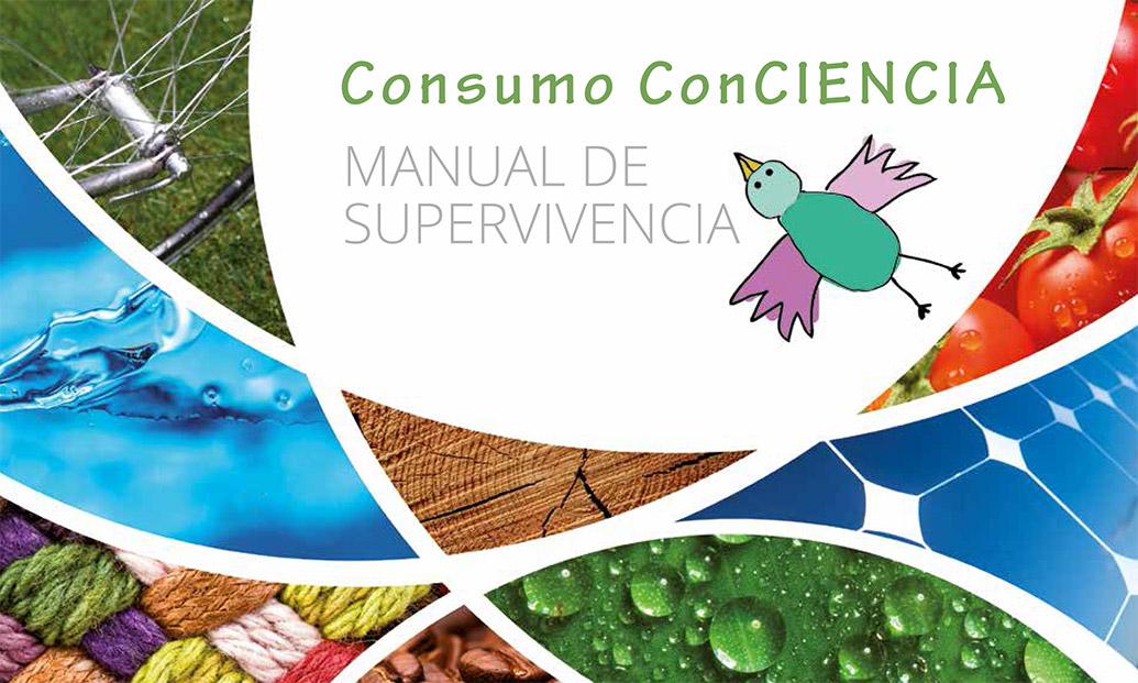 12 ONG lanzan un manual de supervivencia con propuestas a consumidores para no devorar el planeta